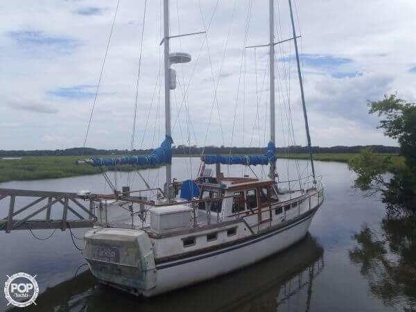 Sea Finn 411 Motorsailer 1984 Sea Finn 411 Motorsailer for sale in Green Cove Springs, FL