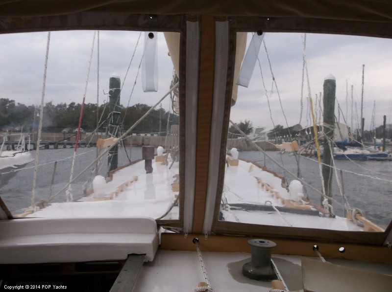 1975 Custom 46 Sampson Design, Howard K. Knox Builder for sale in Pensacola, FL