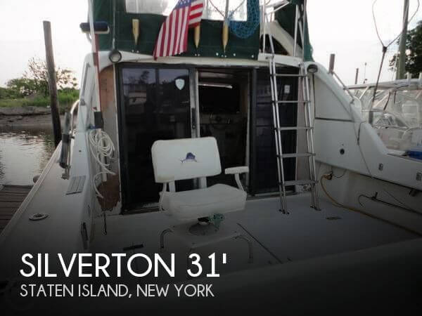 Silverton 31 Convertible 1979 Silverton 31 Convertible for sale in Staten Island, NY