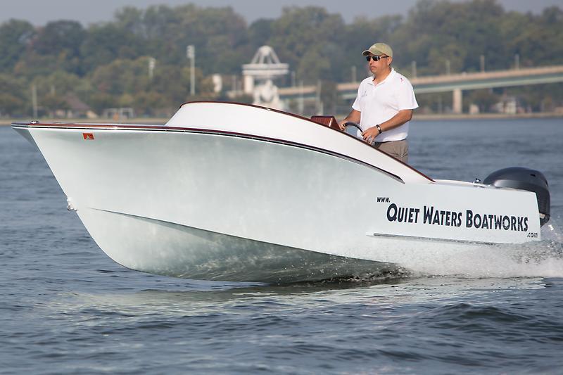 Quiet Waters Custom Carolina