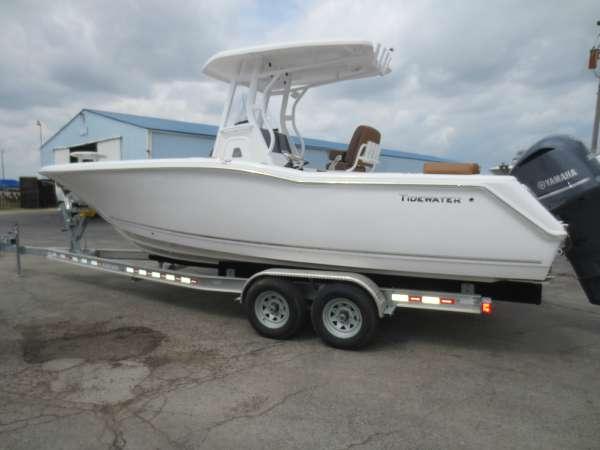 Tidewater Boats 252 LXF CC