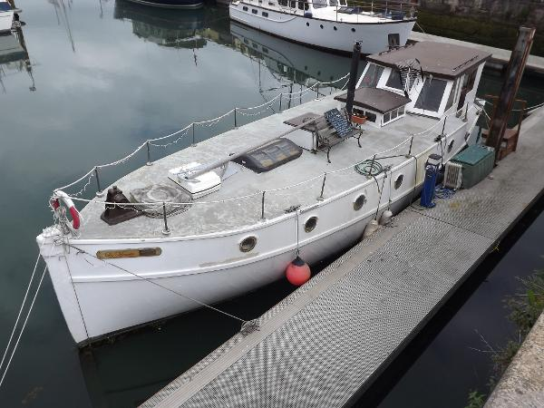 Admiralty Launch 45 (under offer)
