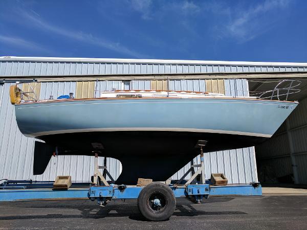 Sabre 28 Mk II