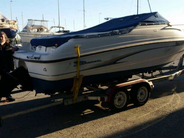 Chaparral Boats Chaparral Boats 205 SSe