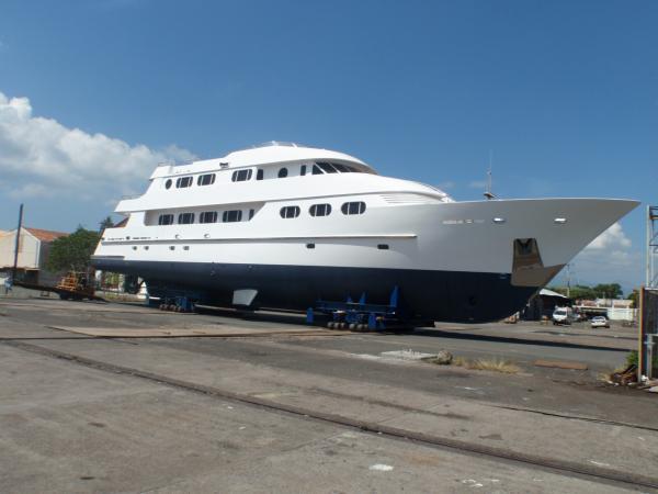 Ocean Pacifico Motor Yacht Ocean Pacifico Diana Design Motor Yacht 40M
