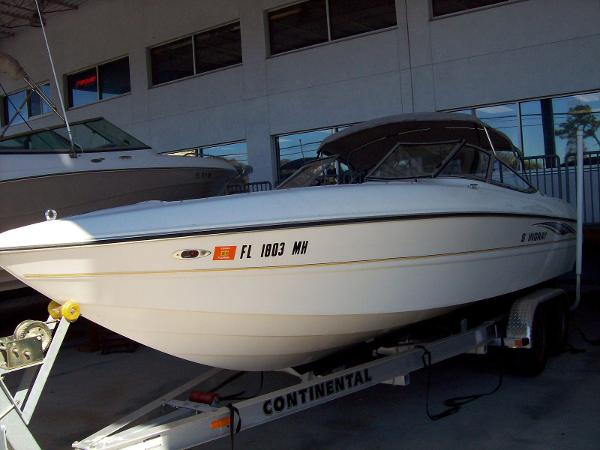 Stingray 230 LX Super Sport Bowrider 5.7 MPI