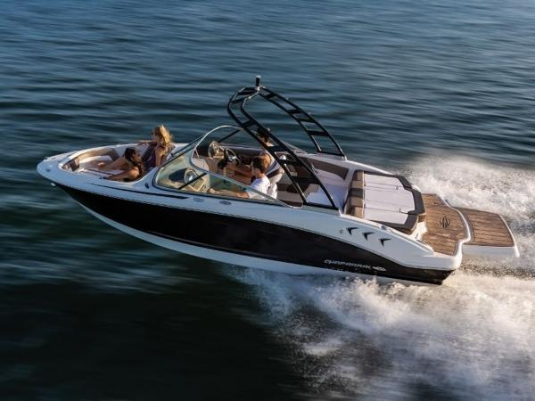 Chaparral 21 SSI