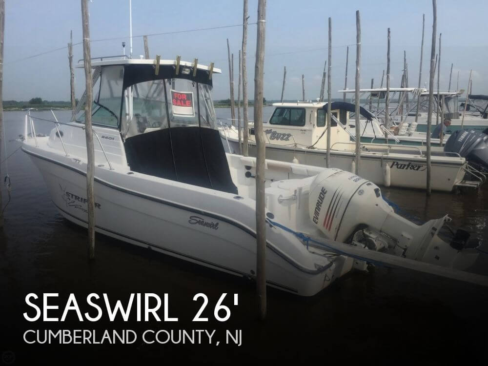 Seaswirl Striper 2601 WA 2003 Seaswirl Striper 2601 WA for sale in Heislerville, NJ
