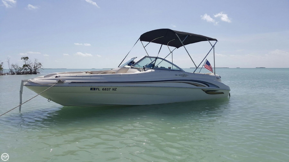 Sea Ray 210 Sundeck 2001 Sea Ray 21 for sale in Miami, FL
