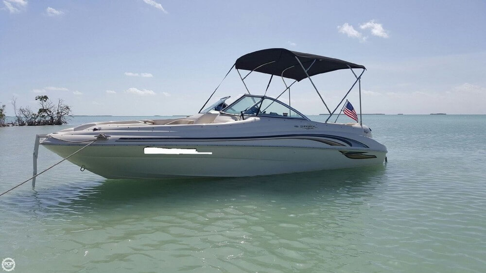 Sea Ray 210 Sundeck 2001 Sea Ray 210 Sundeck for sale in Miami, FL