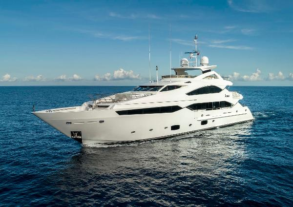 Sunseeker 40M Yacht Sunseeker 40 Metre Yacht