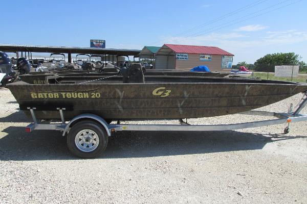 G3 Boats 20 CC