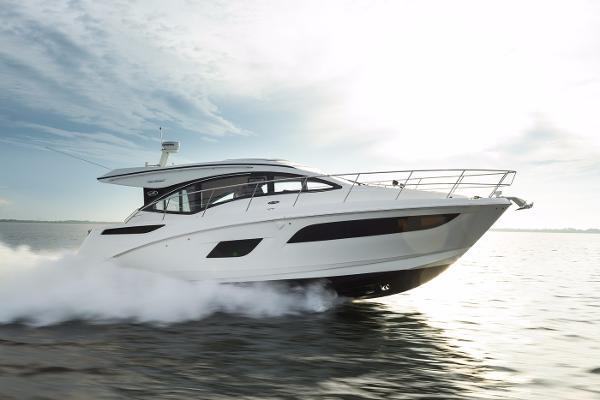 Sea Ray Sport 400 Sundancer