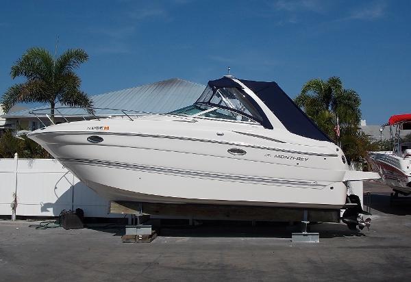 Monterey 270 Cruiser Main Profile