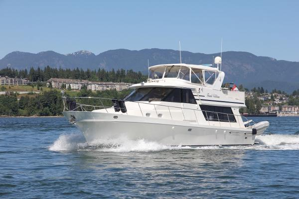 Canoe Cove Pilothouse at Second Narrows
