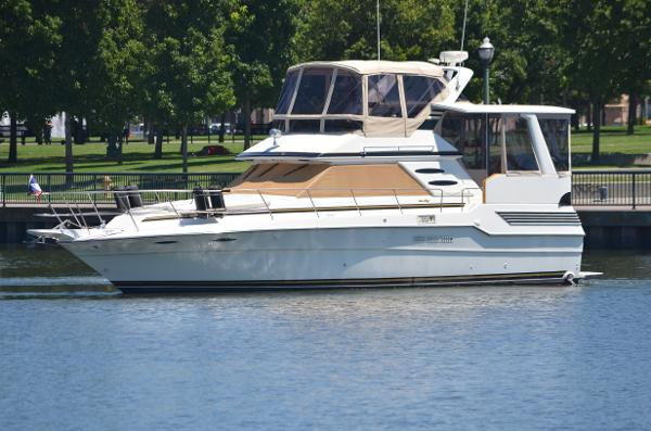 Sea Ray 415 Aft Cabin MY Main