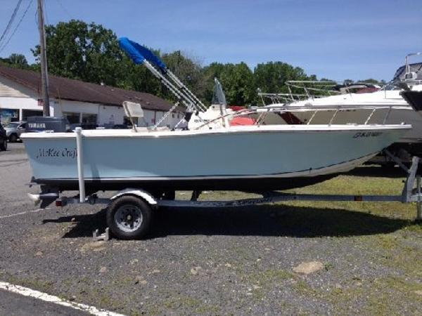 McKee Craft 172 Backwater