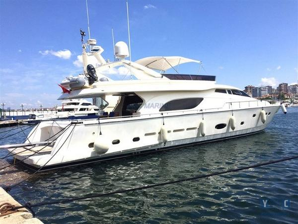 Ferretti Yachts 810 Ferretti 810 2004 BC Marine 0 (1)
