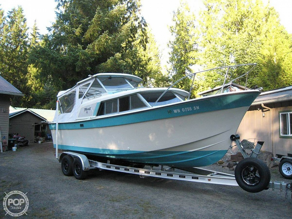 Tollycraft Express 1967 Tollycraft 23 for sale in Toutle, WA