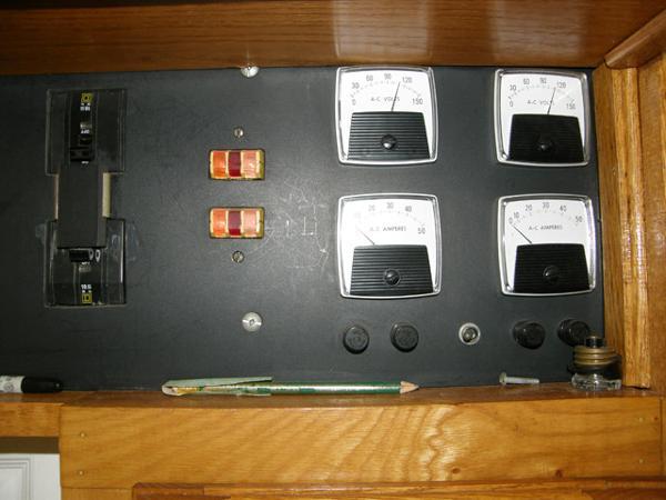 AC Voltage Panel