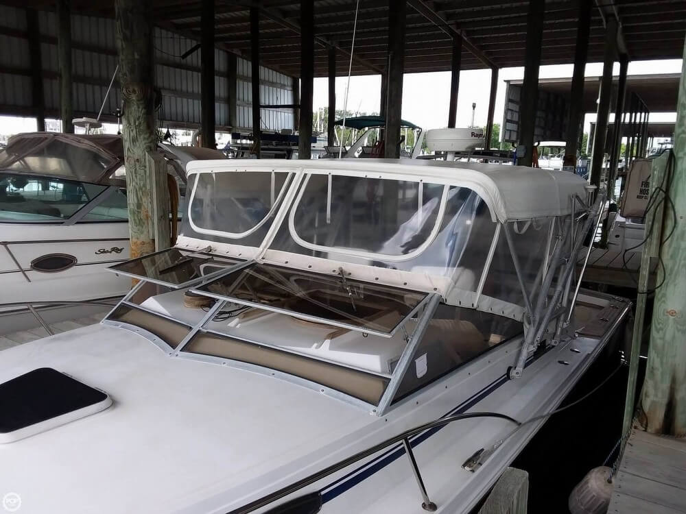 Blackfin 29 Flybridge 1987 Blackfin 29 for sale in Seabrook, TX