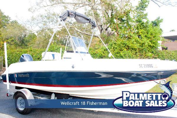 Wellcraft 180 Fisherman