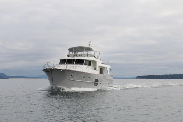 Beneteau 52 swift trawler