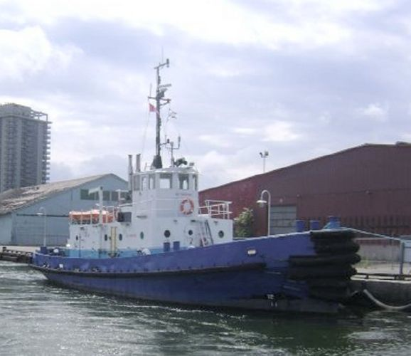 Tugboat 84.5' Twin Screw Harbor Tug