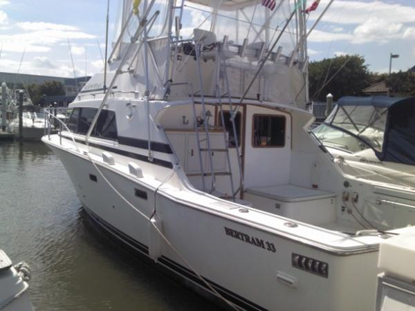 Bertram 33 Sportfisher II