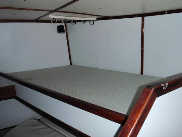 Upper Starboard Bunk