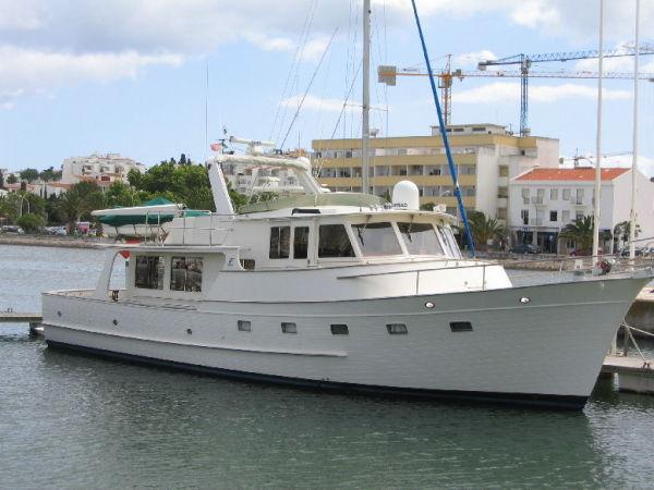 Fleming 55 Pilothouse Motor Yacht Photo 1