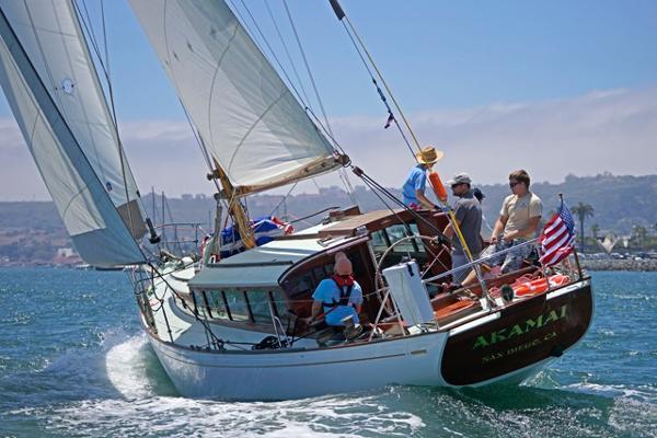Kettenburg K 50 Sailing