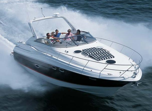 Regal 3760 Sportyacht Manufacturer Provided Image