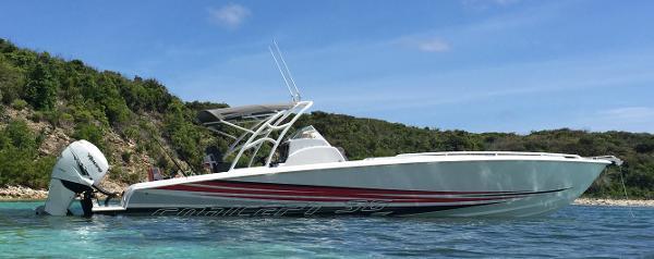Concept Concept 36' CC Sport Boat