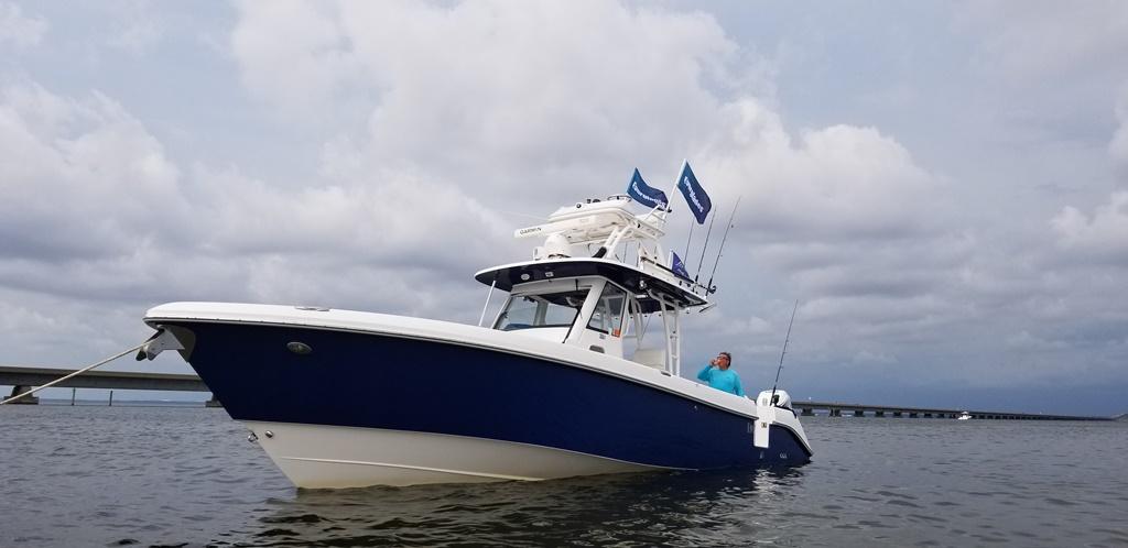 Everglades 355 T