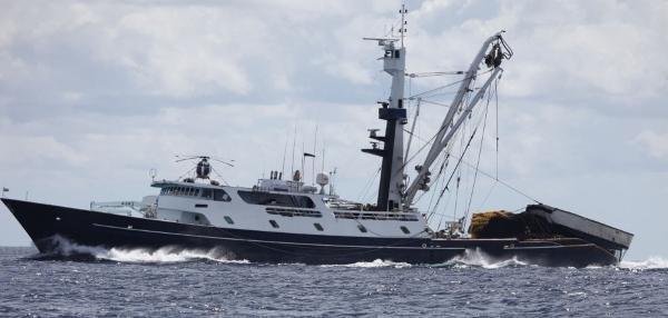 Commercial Tuna Purser