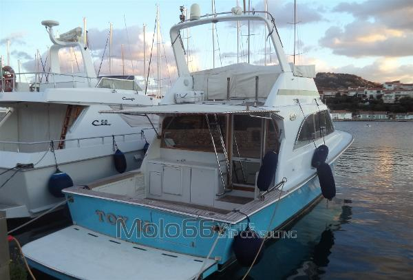 Ocean Yachts 50 Super Sport Ocean Yacht 53