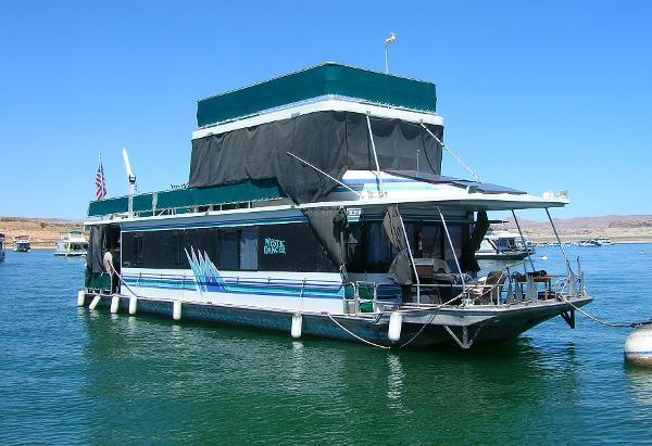 Stardust Multi Owner Houseboat