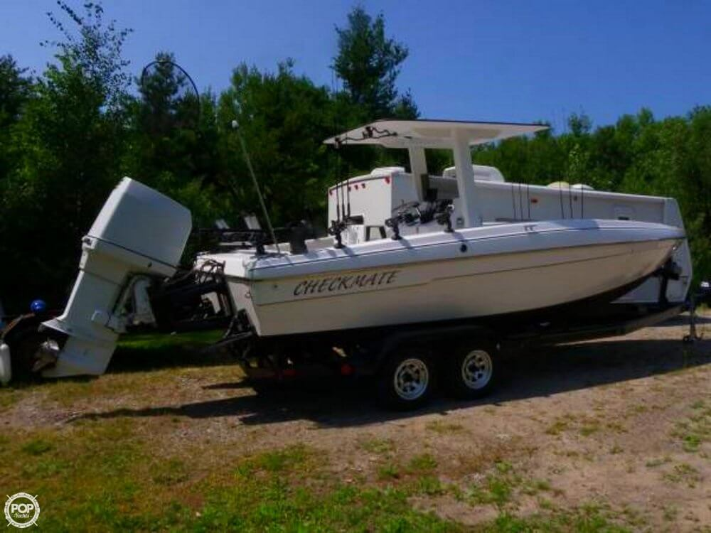Custom 25 Center Console 2013 Custom Built 25 Center Console for sale in National City, MI