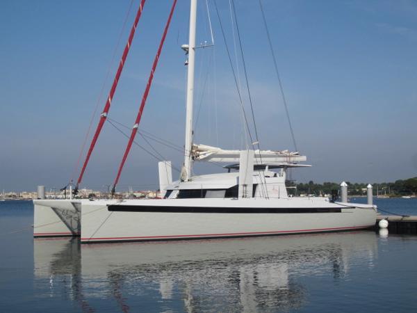 Swiss Catamaran concept S2C55