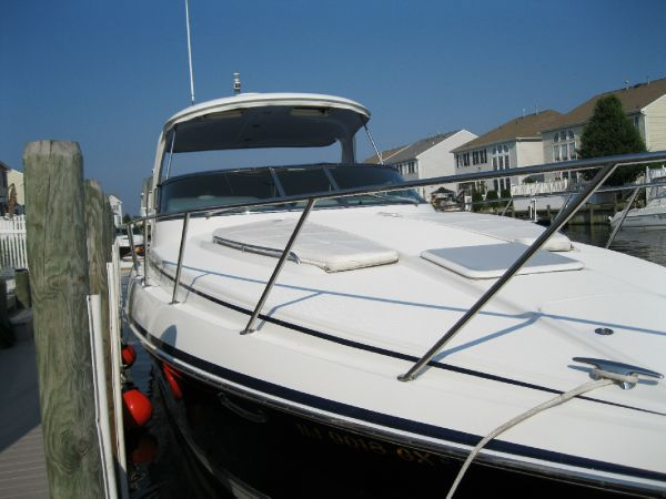 37 foot yacht