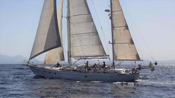 Kanter Marine 65 Ketch