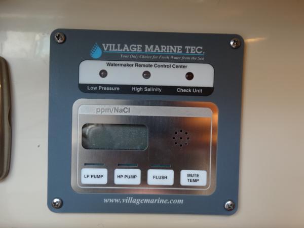 Watermaker controller