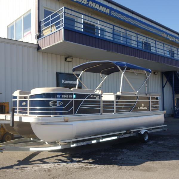 Landau Boat Co 230 Atlantis