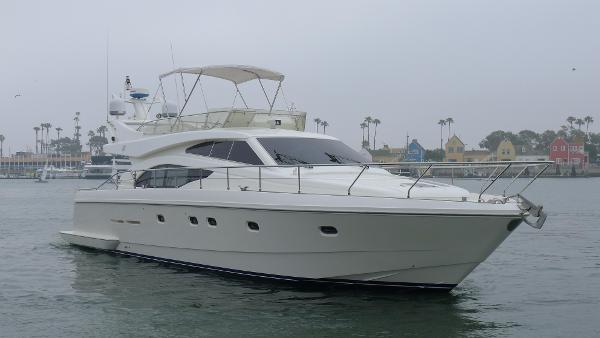 Ferretti 530 Motor Yacht