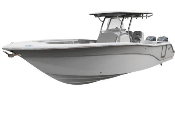 Sea Fox 268 Commander