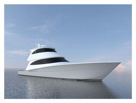 2019 Viking 72 Enclosed Bridge (72-622), New Gretna New Jersey - boats.com