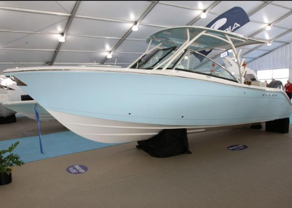Cobia Boats 280 Dual Console - In Stock