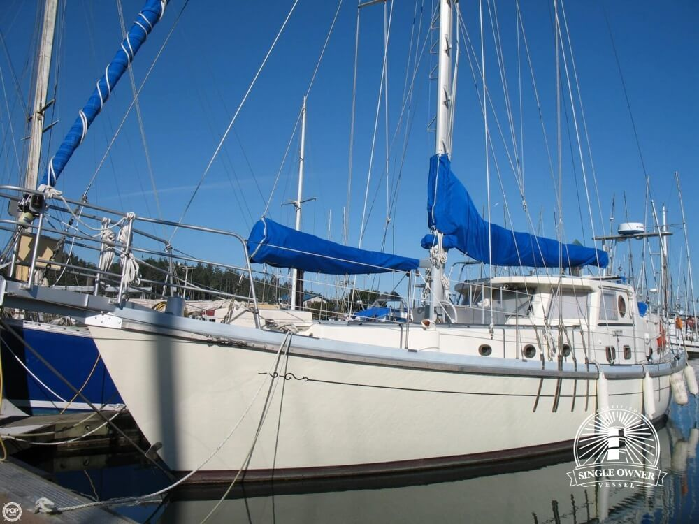 Custom-Craft 47 2004 Custom 47 for sale in Charleston, OR
