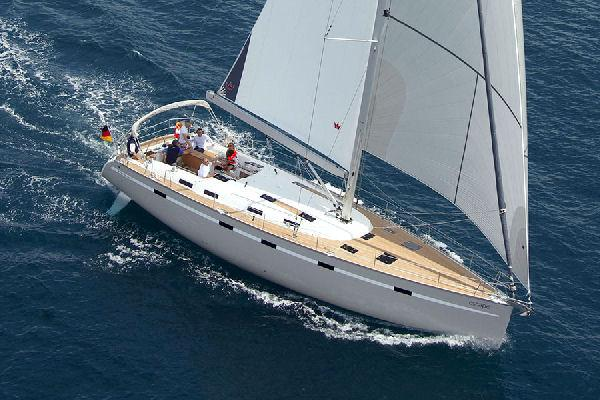 Bavaria 55 Cruiser Manufacturer Provided Image